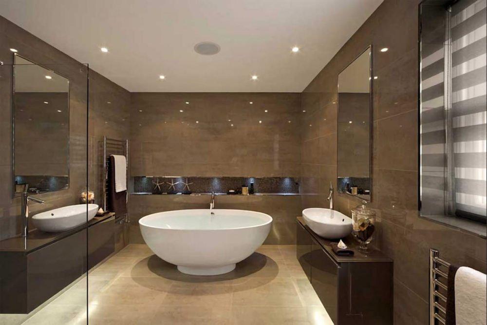 baños contemporaneos fotos