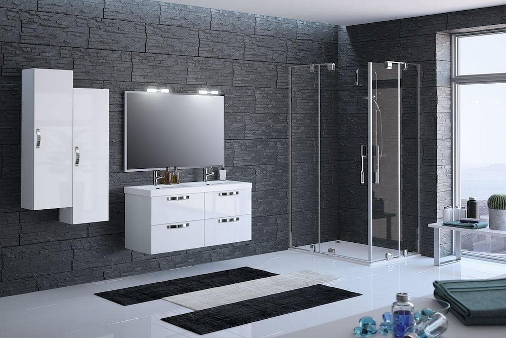 baños de oficinas minimalistas