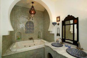 baños estilo arabes