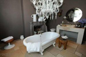 baños estilo ecléctico