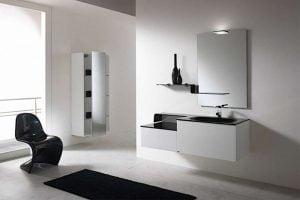 baños minimalistas juveniles