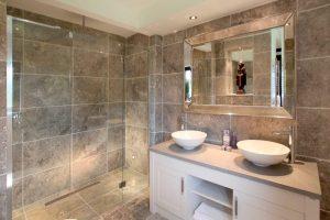 baños modernos pequeños con ducha