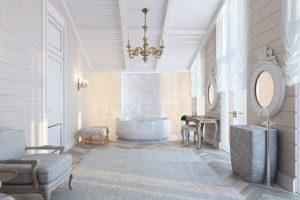 baños romanticos