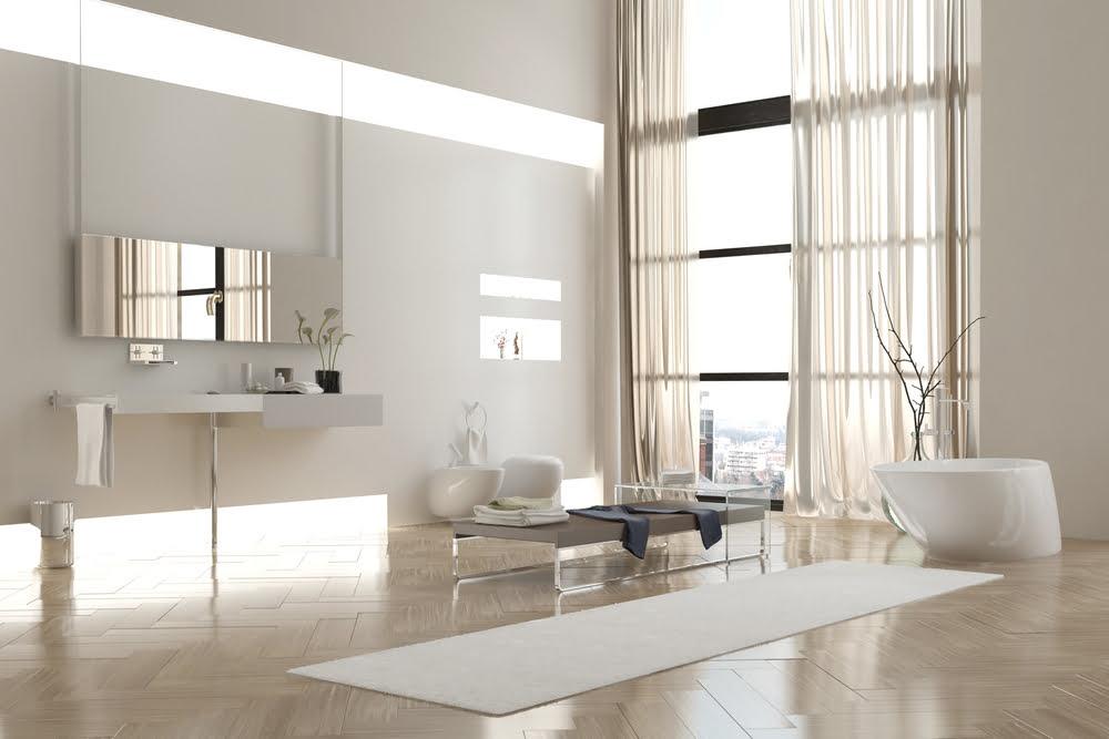 banos minimalistas decoracion