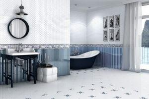 como decorar baño nautico