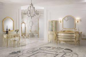 cuarto de baño clasico