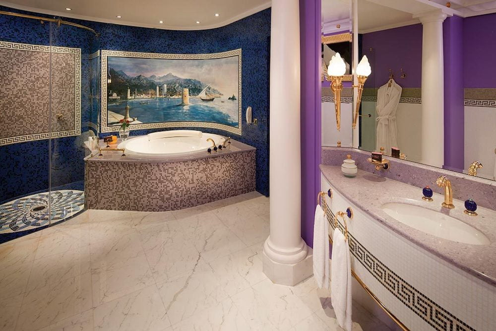 ▷ Baño con decoración árabe y mucho encanto | Prodecoracion