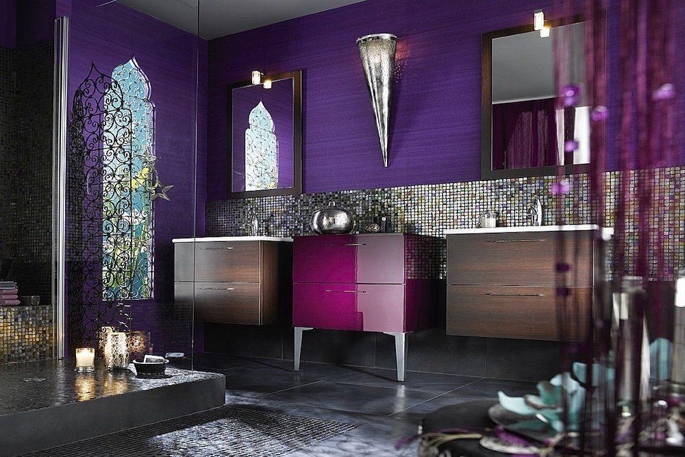 cuartos de baño de estilo arabe