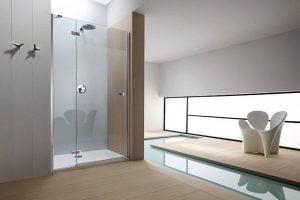 decoracion baño minimalista