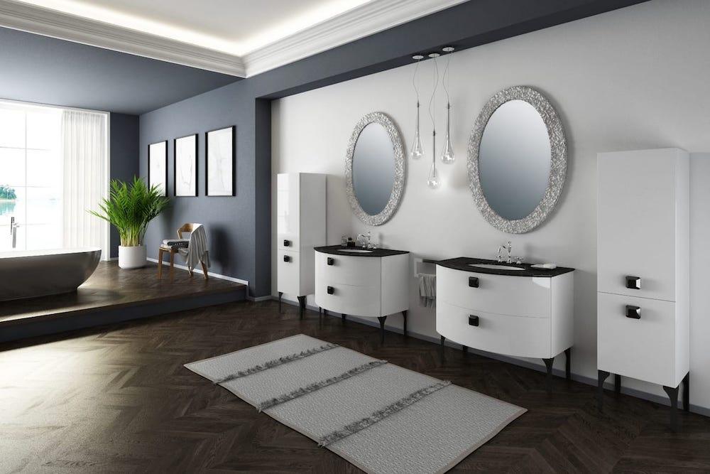 decoracion de baños estilo clasico