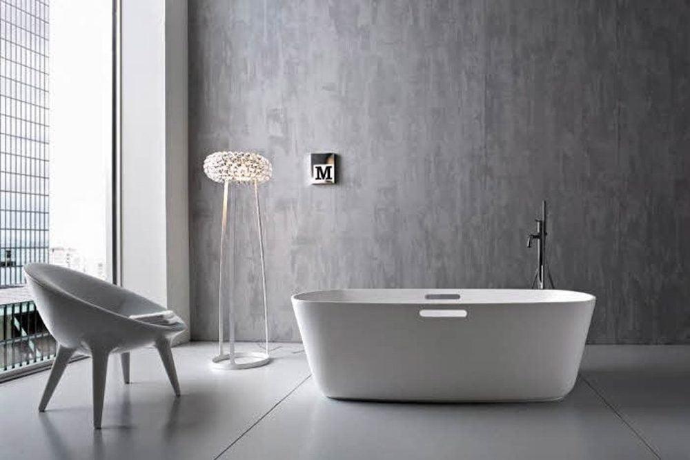 decoracion de baños minimalistas
