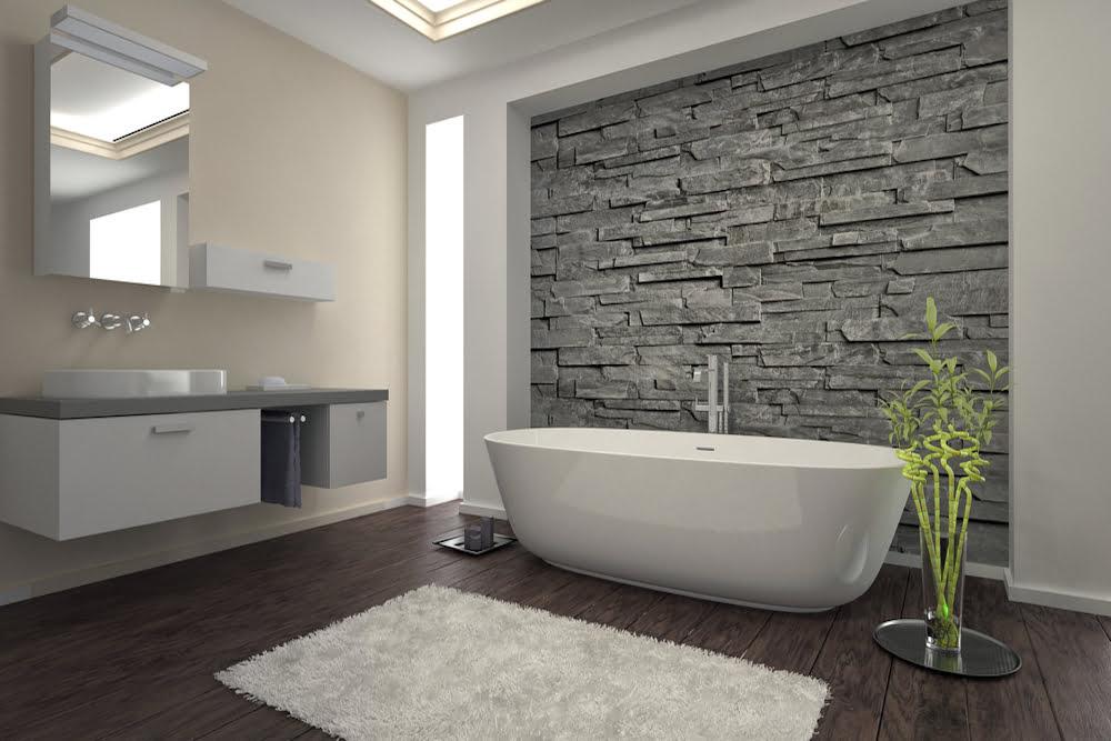 decoracion de interiores baños minimalistas