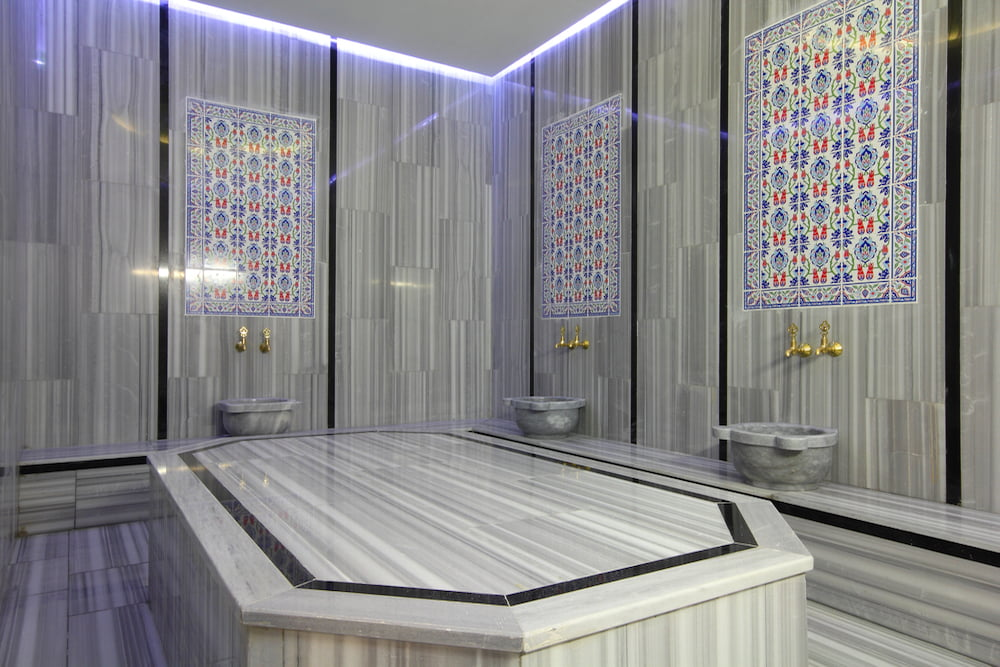 decorar baño arabe
