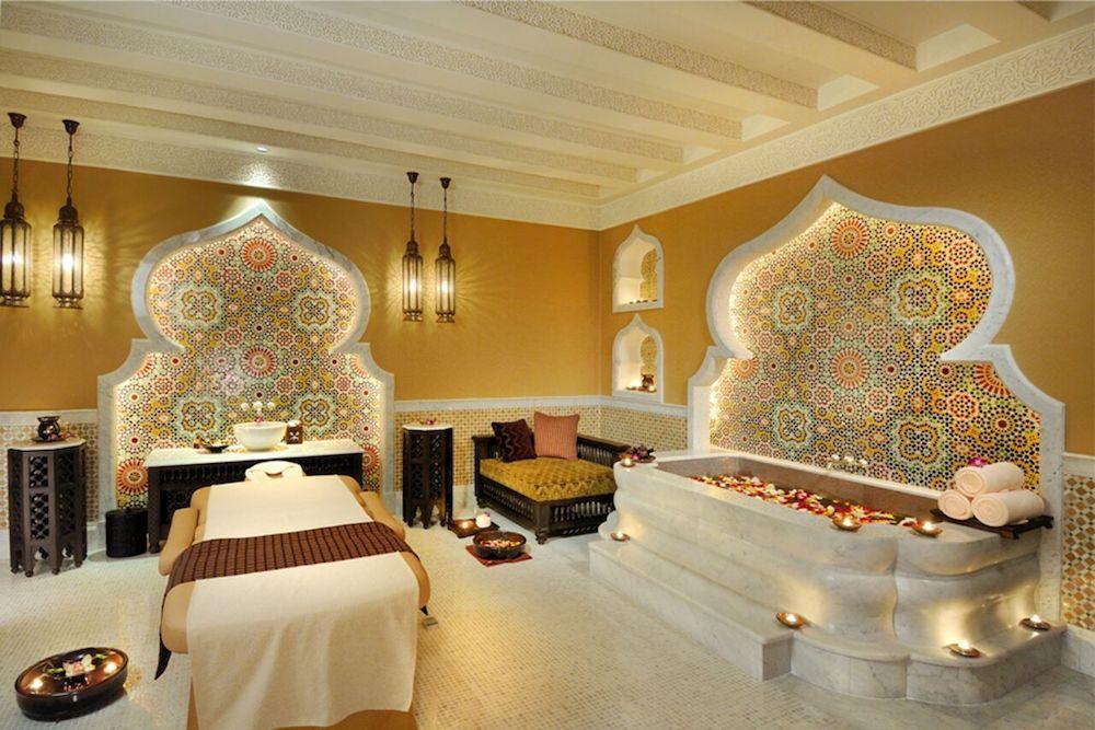 decorar baño estilo arabe