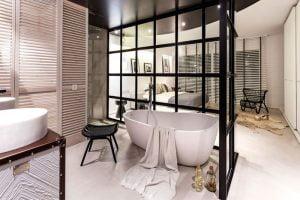 decorar baños pequeños modernos
