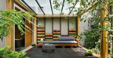 decorar jardines pequeños
