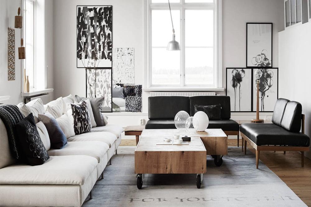 decorar las paredes de tu casa