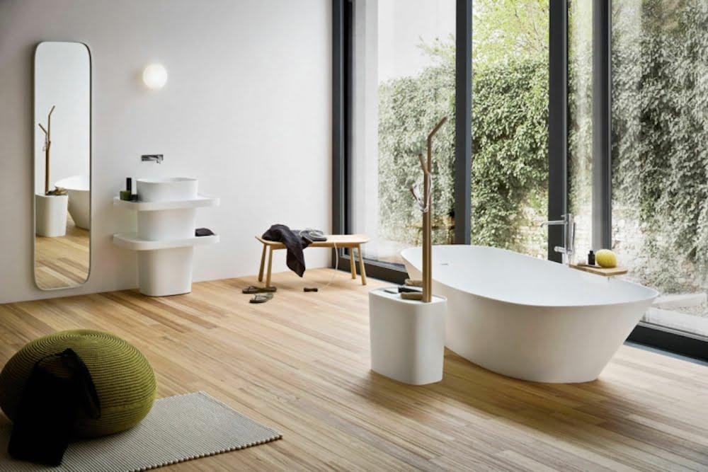 diseños de baños contemporaneos
