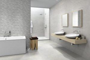 fotos baños minimalistas