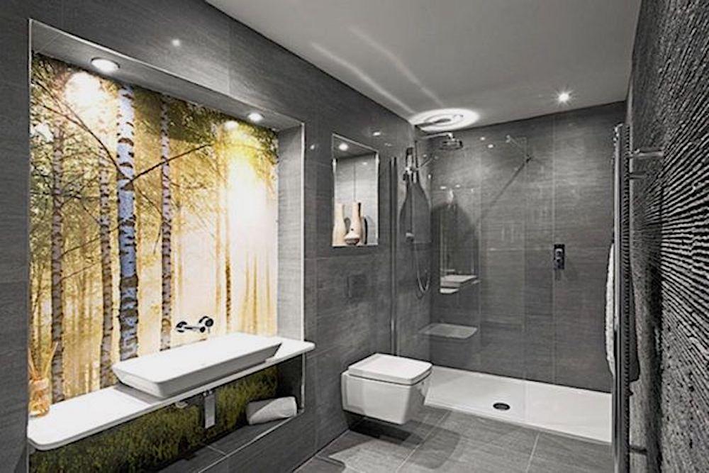 ideas decorar paredes baño