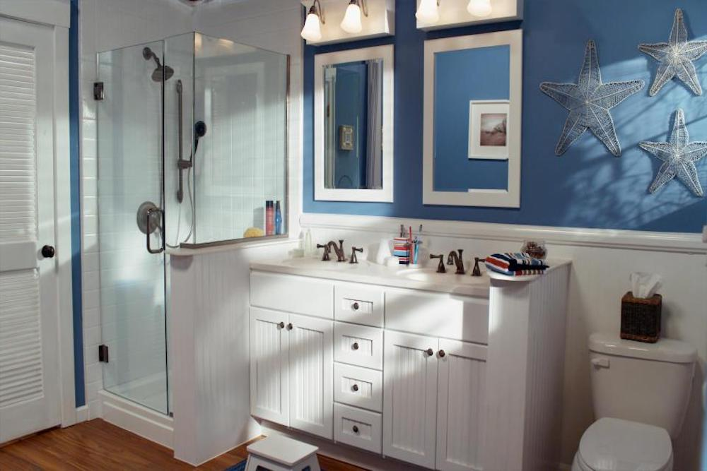 ideas para baño nautico