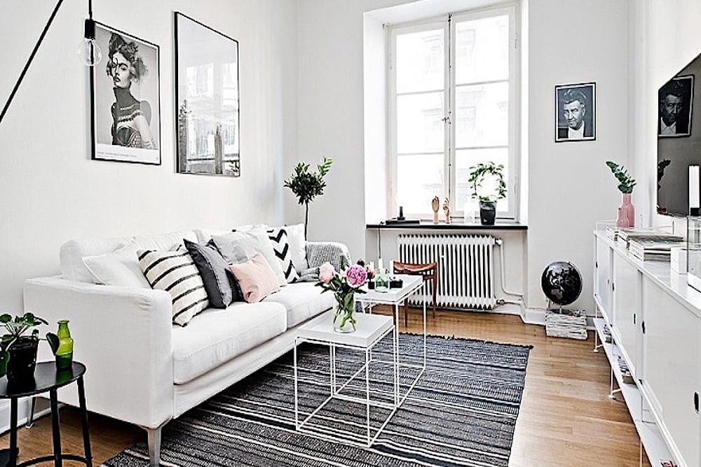 ideas para decorar salones pequeños