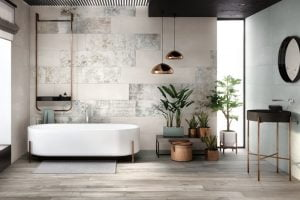 ideas para decorar un baño moderno