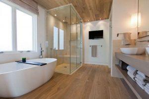 ideas para hacer un baño moderno