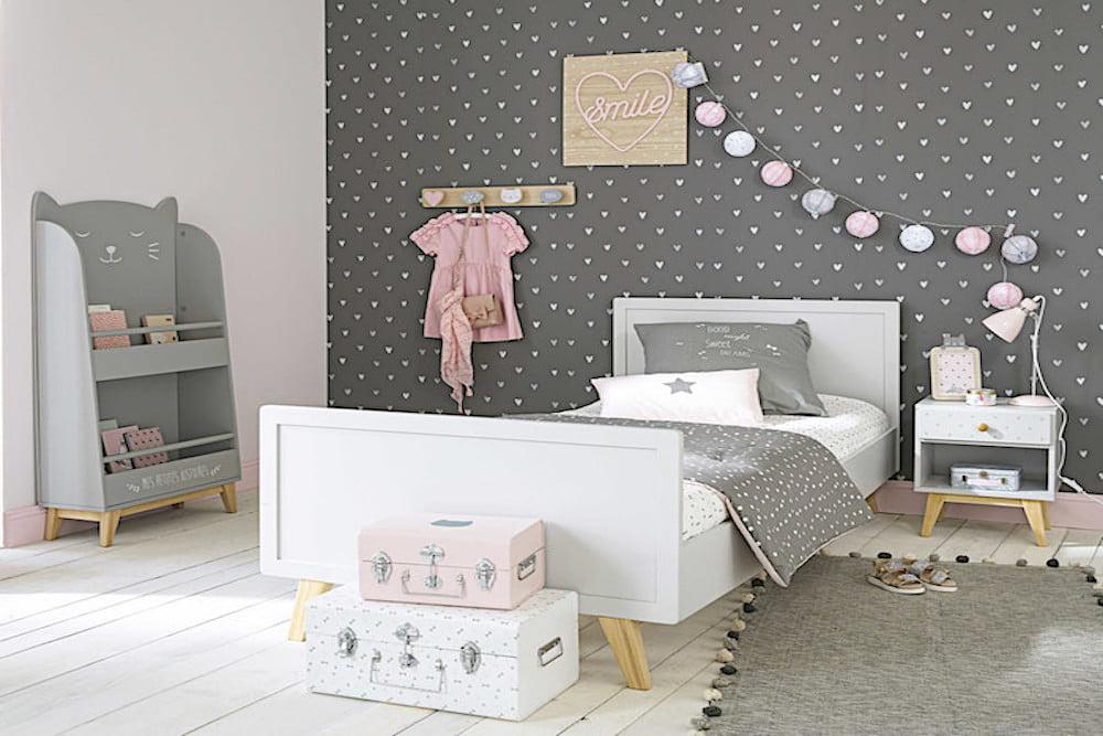 ideas para la decoración de cuartos para niñas