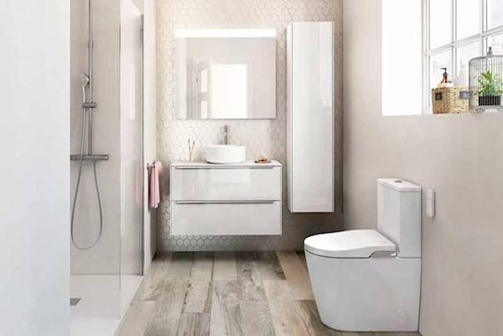 ideas para reformar un baño