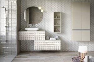 iluminacion baños modernos