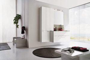 imagenes baños nordicos