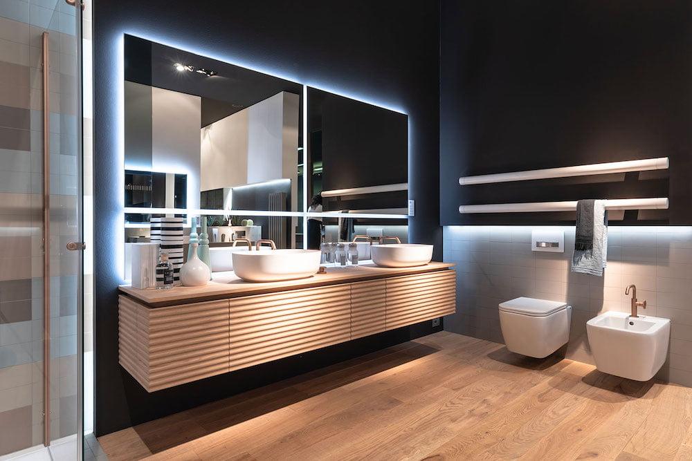 imagenes de baños contemporaneos