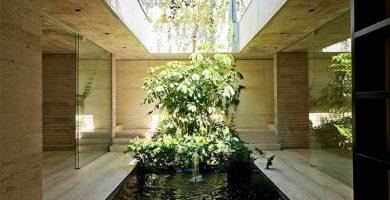 jardines interiores