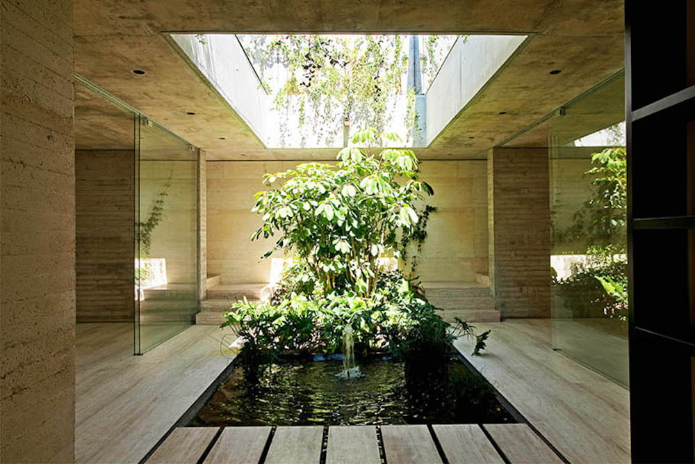 10 ideas para jardines interiores prodecoracion for Ideas de jardines interiores