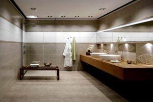 modelos de baños minimalistas