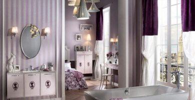 mueble baño clasico