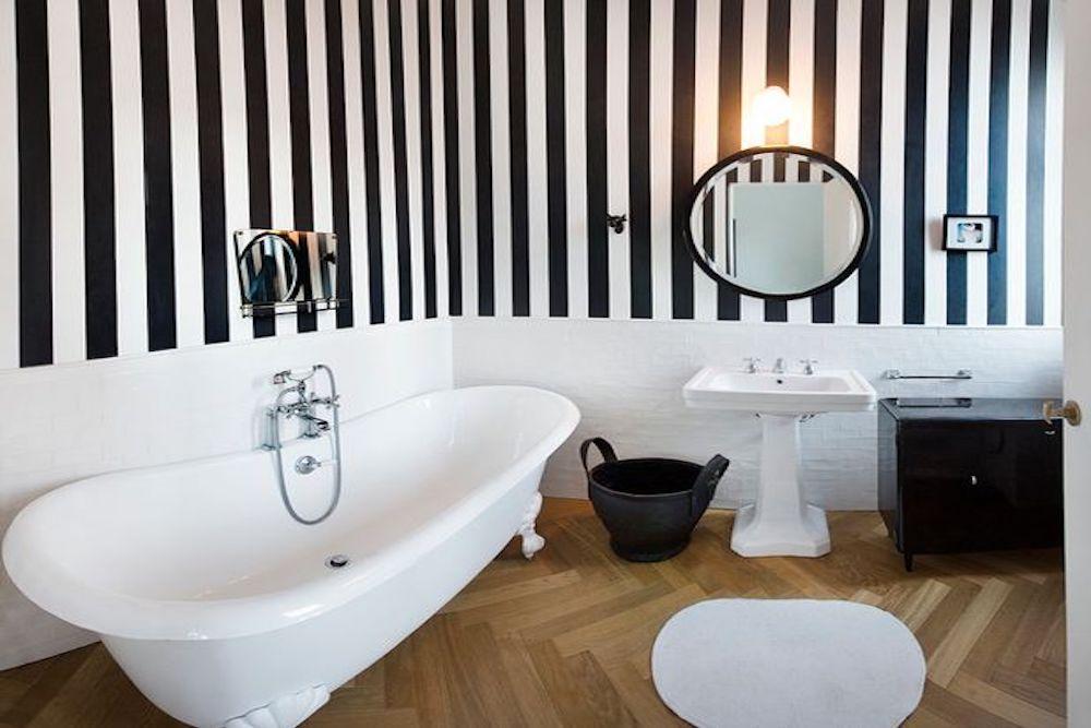 muebles de baño estilo nautico