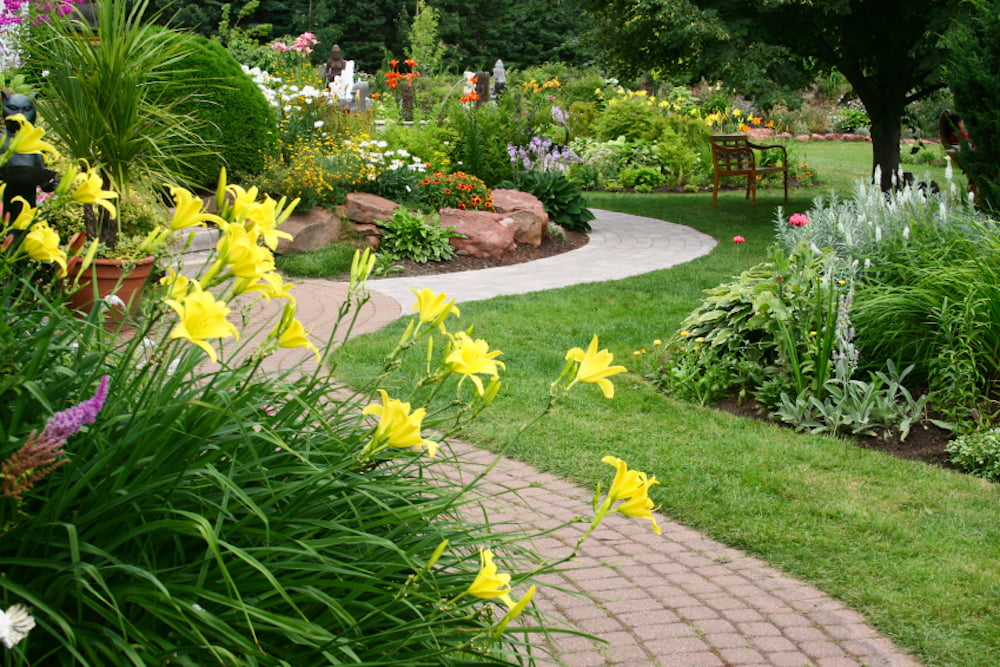 rocalla en tu jardin
