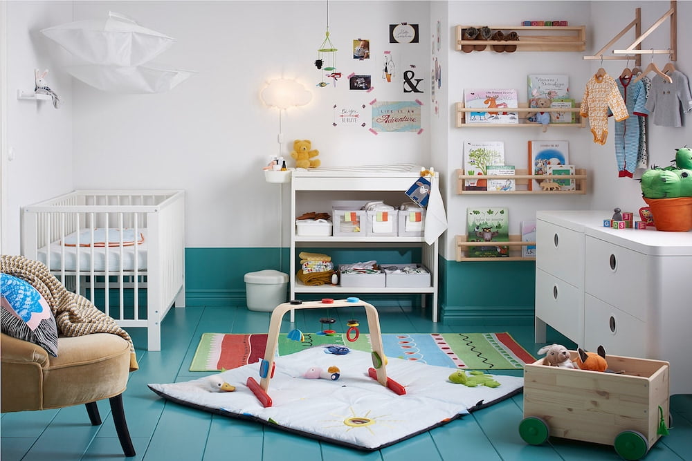 Decorar la habitacion de tu bebe