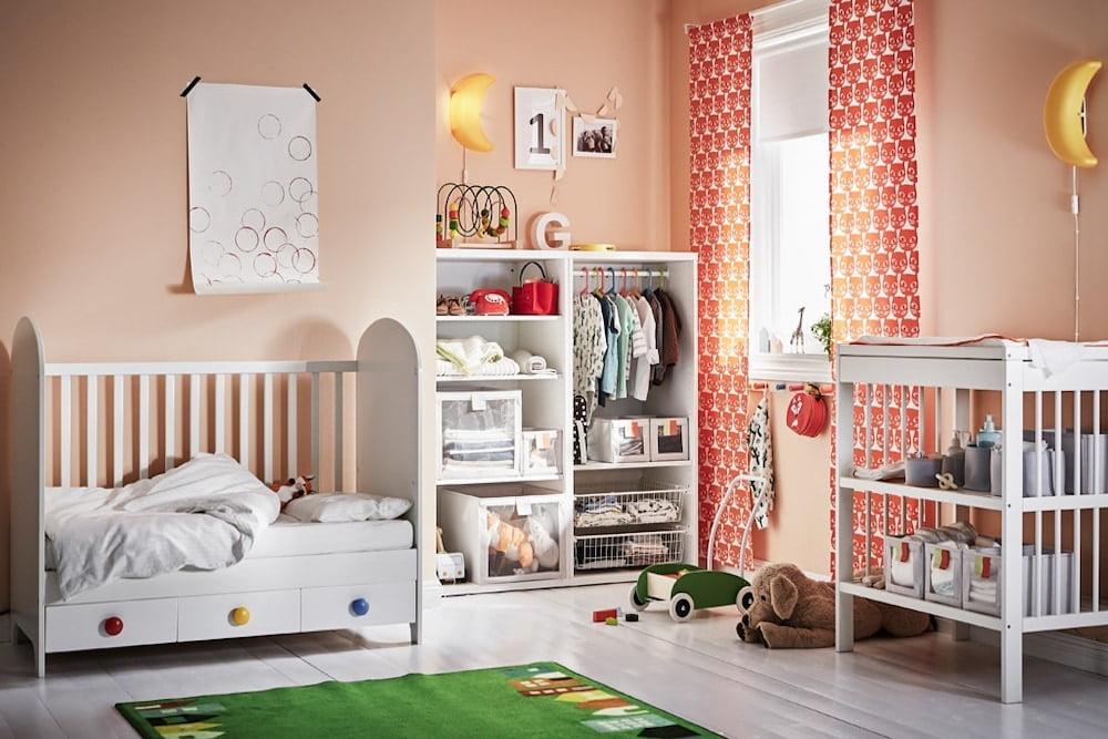 10 Muebles De Ikea Para Decorar La Habitación De Tu Bebé