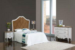 como hacer un dormitorio vintage