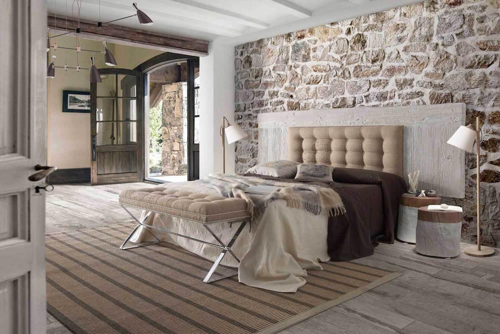 decoracion de dormitorios matrimoniales rusticos
