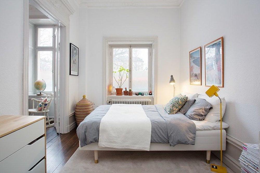 decoracion dormitorio estilo nordico