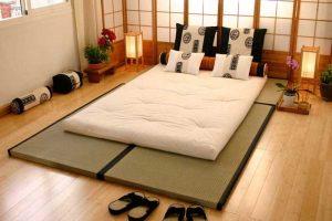 decoracion dormitorio estilo oriental
