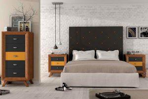 decoracion dormitorio juvenil vintage