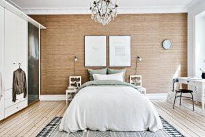 decoracion dormitorio nordico