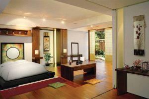 decorar dormitorio estilo oriental