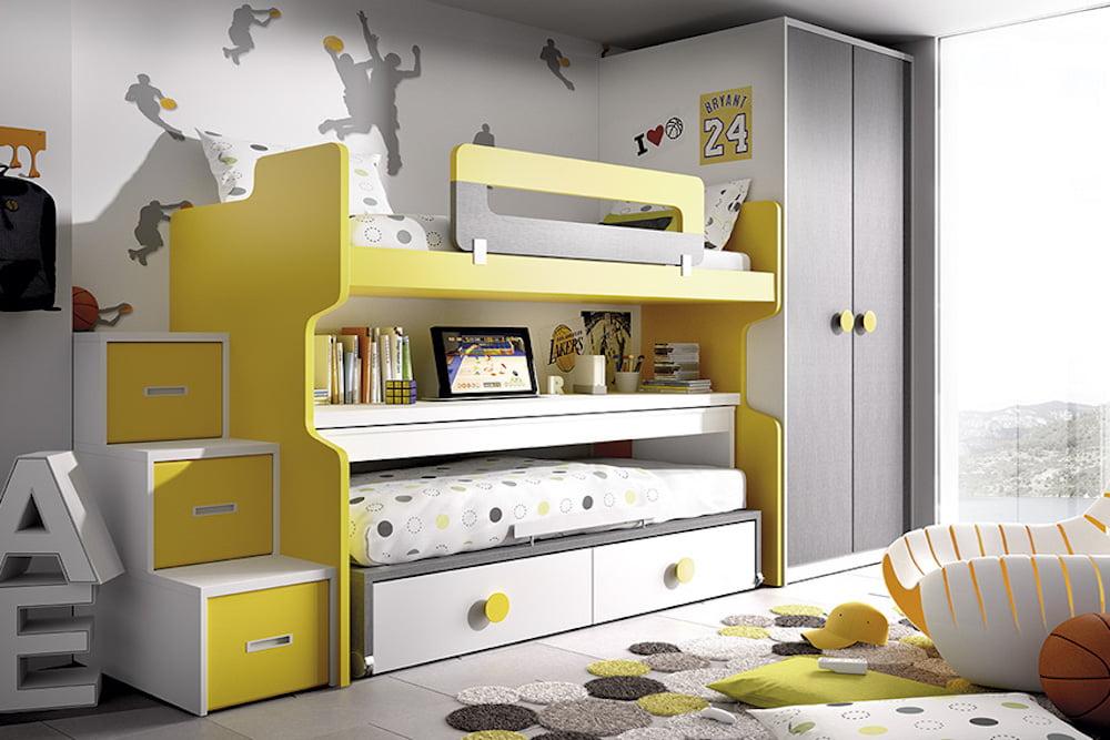 decorar dormitorio infantil