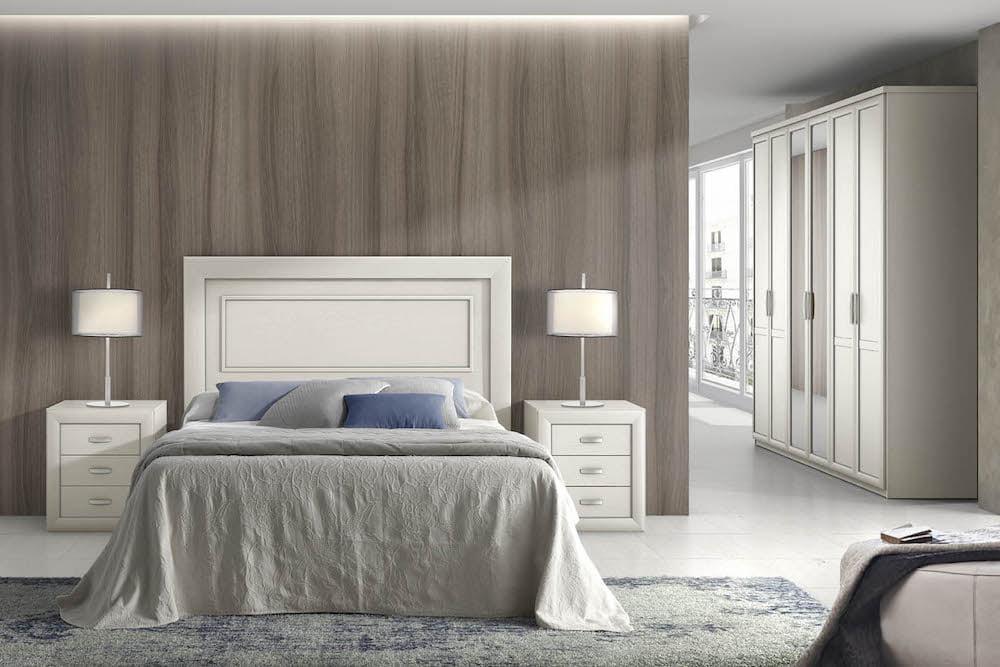 decorar dormitorio vintage